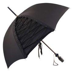 Fashion Raingear  Jean Paul Gaultier Umbrellas