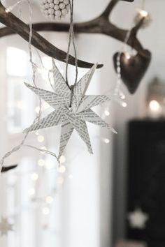 Leuke ster bij kerst