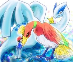 All about pokemon, games and cartoons Green Pokemon, Pokemon Photo, Pokemon Movies, Pokemon Manga, Ash Pokemon, Pokemon Ships, Pokemon Eevee, Pokemon Fan Art, Cute Pokemon