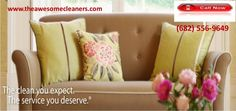 #UpholsteryCleaning