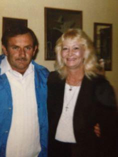 My Aunt Reba George Farless and Uncle Wayne