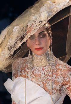 2000 John Galliano for Dior Haute Couture