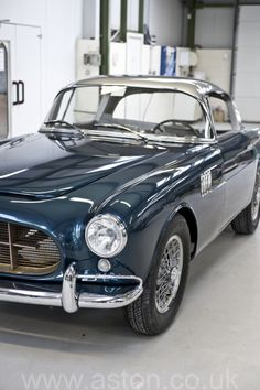 1954 Aston Martin DB2/4 - Vignale  Maintenance/restoration of old/vintage vehicles: the material for new cogs/casters/gears/pads could be cast polyamide which I (Cast polyamide) can produce. My contact: tatjana.alic@windowslive.com