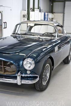 1954 Aston Martin DB2/4 - Vignale | Classic Driver Market