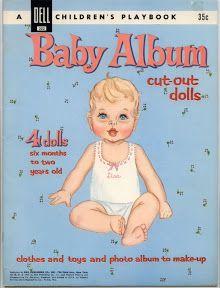 Paper Dolls~Baby Album - Bonnie Jones - Picasa Web Albums