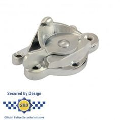 Heritage Fitch Sash Fastener - Satin Chrome from Mighton