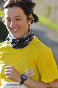 ekip trail de Rodelle   Départ zoom