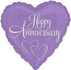 Damask Happy Anniv Foil Balloon, - Decoration For Home Anniversary Wishes For Friends, Happy Wedding Anniversary Wishes, Anniversary Party Decorations, Anniversary Greetings, Balloon Decorations Party, Anniversary Parties, Anniversary Qoutes, Anniversary Message, Work Anniversary