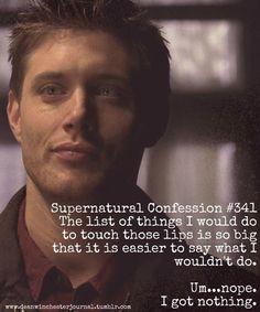 Supernatural Confession #341