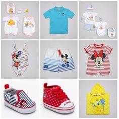 Babymode von Disney