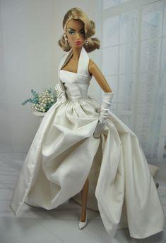Matisse  Glamour Barbie. I love Barbie!!