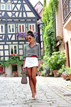 skort love - FashionHippieLoves