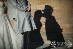 Allie & Allison tie the knot!  Alice in Wonderland themed wedding
