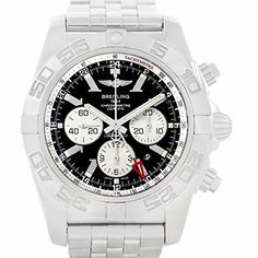Breitling Chronomat automatic-self-wind mens Watch AB0410 (Certified Pre-owned) *** Check out this great product.