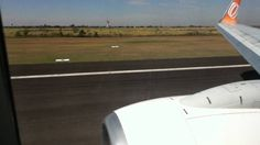 Decolagem/Take off Campo Grande - Gol 737-800