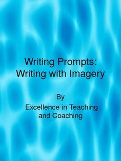 Creative writing imagery