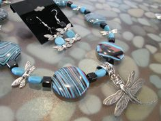 Jewelry sets by Bunny Coker of Moses Lake, Washington!