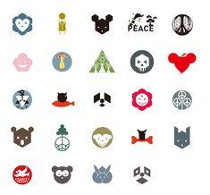 #Creature #animal #生物 Symbol Logo, Creatures, Symbols, Japan, Logos, Cards, Animals, Animales, Animaux