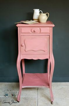 Scandinavian Pink Chalk Paint® - Artworks Northwest  - 3 #shabbychicdresserscolors