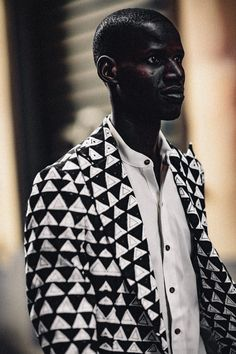 Ikiré Jones' Stunning New Fashion Editorial Tackles Perceptions Of African Men In Europe Okayafrica.