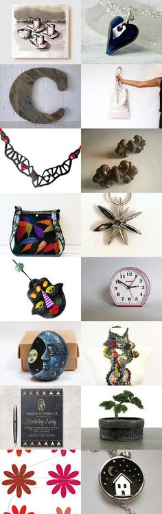 C For Collection by Untried on Etsy--Pinned with TreasuryPin.com