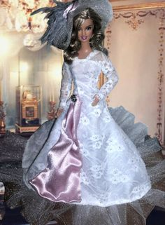 Bridal Royalty by DollsByTiffanie on Etsy, $50.00    Come see my neswest listing! :)