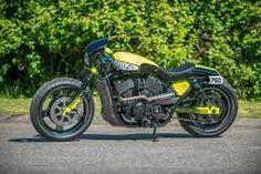 Bildergebnis für harley 750 custom #harleydavidsonstreet750caferacers
