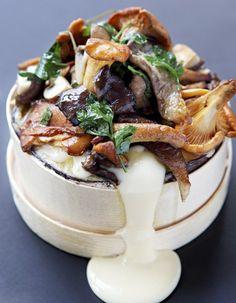 Mont-d or aux champignons - 50 recettes réconfortantes