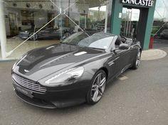 2013 Aston Martin DB9 5.9 V12   £114,950