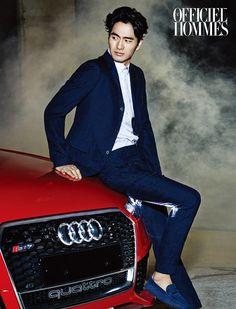 Lee Jin Wook - L'Officiel Hommes Korea June '15 Lee Jin Wook, Korean Actors, Korean Dramas, Korean Entertainment, Asian Celebrities, Gong Yoo, Drama Film, Better Love, I Love You