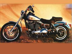 Harley Davidson Dyna Low Rider 4
