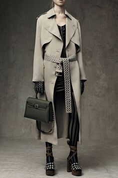 Trench from Alexander Wang, Prefall 2016. Preorder it here: http://www.precouture.com/en/7050-alexander-wang