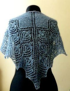 Ravelry: Hildina pattern by Lucy Hague