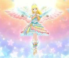 Ichigo in Angely Sugar's Star Festival Dress from Aikatsu!
