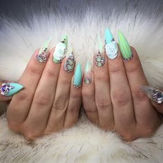 The Best Nail Art Designs – Your Beautiful Nails Lace Nails, Bling Nails, Stiletto Nails, Fun Nails, Flame Nail Art, Nail Art Pen, Nail Art Brushes, Best Nail Art Designs, Gel Nail Designs