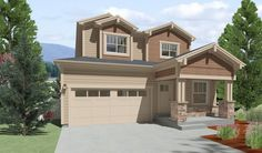 Three Bedrooms and a Den - 64417SC | 2nd Floor Master Suite, Bungalow, CAD Available, Craftsman, Den-Office-Library-Study, Northwest, PDF | Architectural Designs