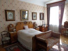 Wnętrze dworu - ze Studzienic k/Rogoźna z XIX w. Kliknij aby zobaczyć pełny rozmiar