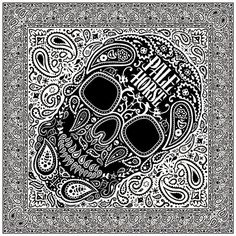 Skull draw  by Pale Horse