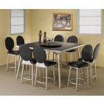 $842.40  Coaster Furniture - Retro 5 Piece Dining Set - 120248-5set