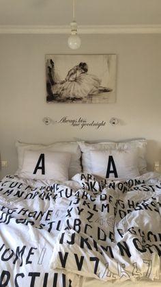 Bedroom www.junesdagbok.no