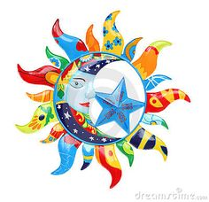 Google Image Result for http://www.dreamstime.com/colorful-sun-and-moon-thumb18292824.jpg