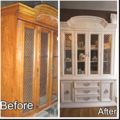 Furniture restoration. My favorite project so far.