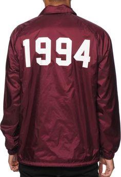 Sweatshirt By Earl Sweatshirt Face 94 Coach Jacket