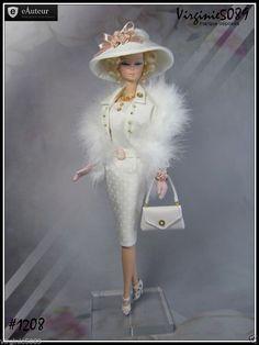 Tenue Outfit Accessoires Pour Barbie Silkstone Vintage Integrity Toys 1208 | eBay