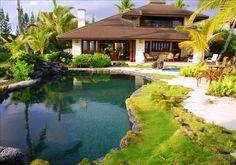 Oceanfront Homes in Hawaii | Amazing Hawaii Oceanfront Home