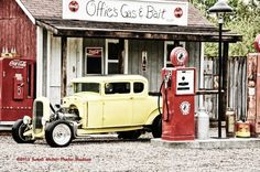 Fill up and drive