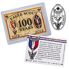 Eagle Scout - Scripts, Charges, and Poems