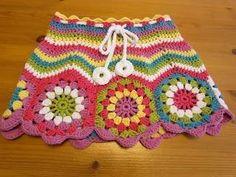 Fabulous Crochet a Little Black Crochet Dress Ideas. Georgeous Crochet a Little Black Crochet Dress Ideas. Knitting For Kids, Crochet For Kids, Baby Knitting, Knitted Baby, Crochet Motifs, Knit Crochet, Crochet Patterns, Crochet Woman, Crochet Granny