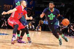 Which player attempted a game-high 17 3-pntrs in the 2014 All-Star Game? www.nbabasketballquizgame.com