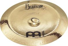"""Meinl Byzance 18 Inch Brilliant China by Meinl Cymbals. $279.99. Meinl Byzance 18"""" China - Brilliant Drum Kits, Percussion, Reggae, Musical Instruments, Art Pieces, Musicals, China, Drums, High Gloss"""